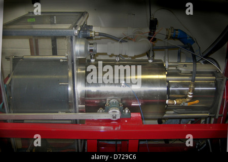 Pile Driving Lab Equipment - Stock Photo