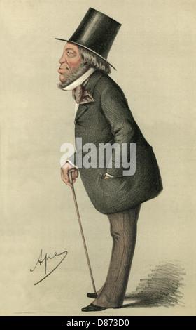Mayer A De Rothschild - Stock Photo