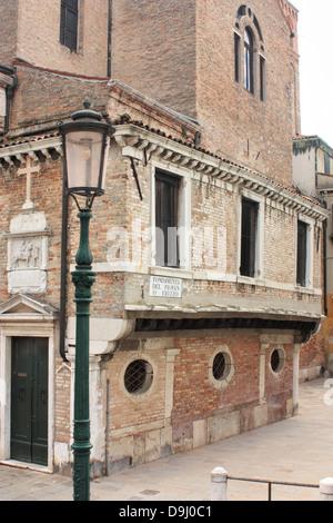 Church Chiesa di San Martino, Venice - Stock Photo