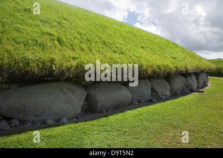 Megalithic place. - Stock Photo