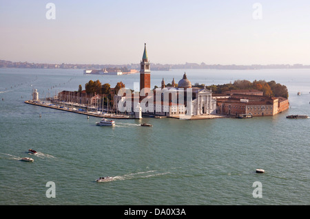 San Giorgio Maggiore Island - Stock Photo