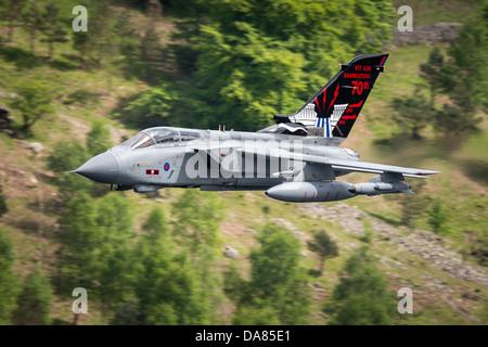 RAF Tornado Gr4 - Stock Photo