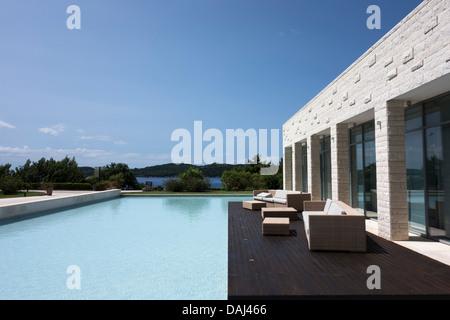 Spa at the Radisson Blu Hotel Dubrovnik - Stock Photo