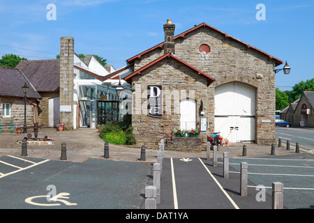 Dales Countryside Museum and National Park Centre in Hawes, Wensleydale, North Yorkshire, Yorkshire Dales National - Stock Photo