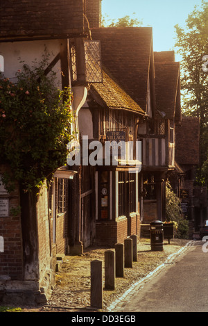 Chiddingstone village. Kent. England. UK - Stock Photo