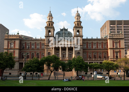 The Palace of Justice, Church Square, Pretoria, South Africa - Stock Photo