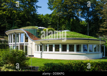 Pines Calyx Conference Venue Pines Garden St Margarets Bay Kent - Stock Photo