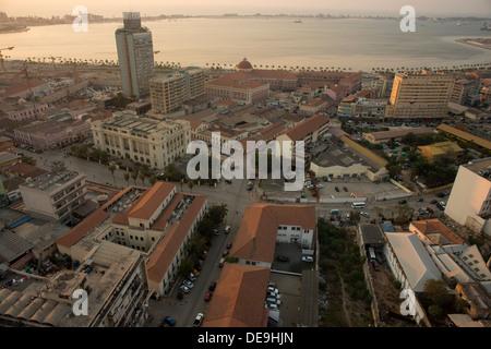 Luanda, Angola - Stock Photo