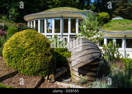 Pines Calyx conference Centre Pines Garden St Margarets Bay Dover Kent - Stock Photo