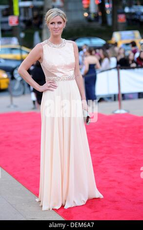 New York, USA. 19th Sep, 2013. Nicky Hilton at arrivals for New York City Ballet Annual Fall Gala, David H. Koch - Stock Photo