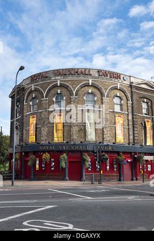 The Vauxhall Tavern London - Stock Photo