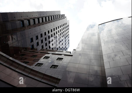Ngee Ann City Shopping Centre, Orchard Road, architecture of the 1990's, Central Area, Central Business District, - Stock Photo