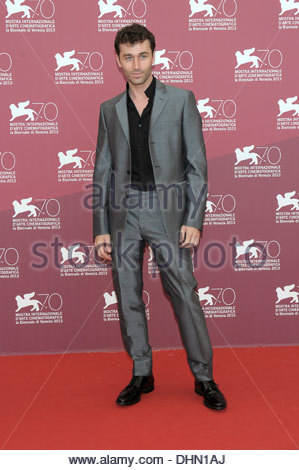 james deen,70th international venice film festival - Stock Photo