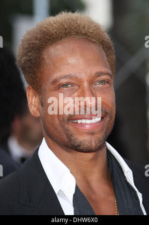 Gary Dourdan 'Mud' premiere during the 65th annual Cannes Film Festival Cannes, France - 26.05.12 - Stock Photo