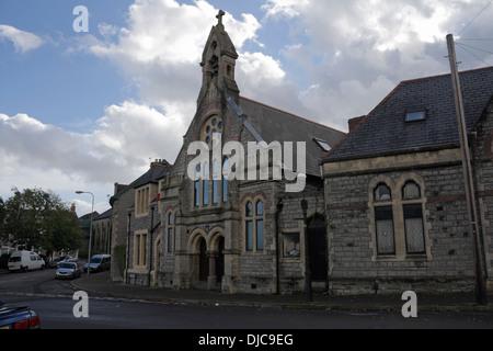 st Josephs catholic church in Penarth - Stock Photo