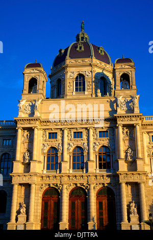 Museum of Art History, Vienna, Austria, Central Europe - Stock Photo