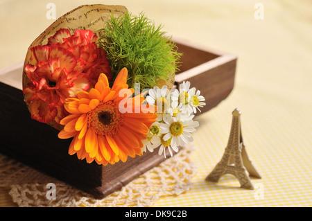 Flower arrangement - Stock Photo