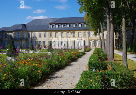 Bayreuth Neues Schloss - Bayreuth New Palace 01 - Stock Photo