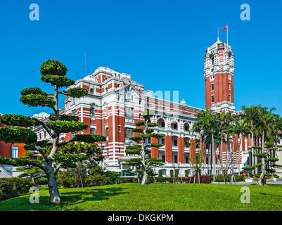 Presidential Office Building in Taipei, Taiwan. - Stock Photo