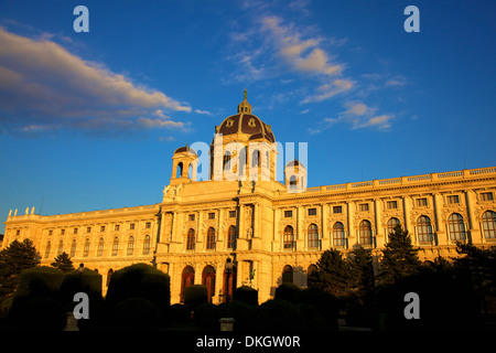 Museum of Art History, Vienna, Austria, Europe - Stock Photo