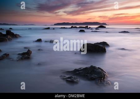 Ngapali Beach, Rakhine, Myanmar (Burma) - Stock Photo