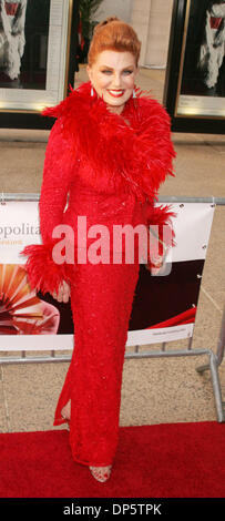 Sep 25, 2006; New York, NY, USA; Socialite GEORGETTE MOSBACHER at the arrivals for the Metropolitan Opera 2006-2007 - Stock Photo