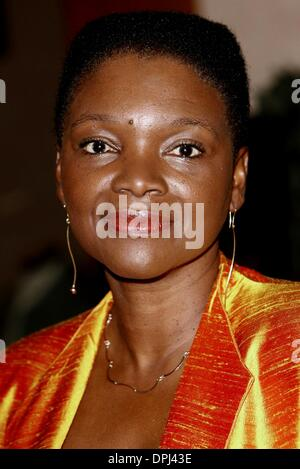 Oct. 28, 2006 - London Hilton, PARK LANE, LONDON - THE RT HON BARONESS AMOS.LEADER OF THE HOUSE OF LORDS.SCREEN - Stock Photo