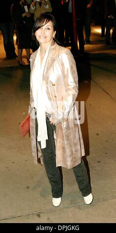 Mar. 13, 2006 - New York, NY, USA - K47194AGM.Gina Gershon.New York Premiere of ''Don't Come Knocking'', hosted - Stock Photo