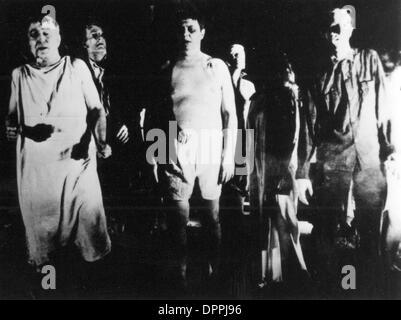 Dec. 22, 2005 - NIGHT OF THE LIVING DEAD (1968).TV-FILM STILL. SUPPLIED BY (Credit Image: © Globe Photos/ZUMAPRESS.com) - Stock Photo