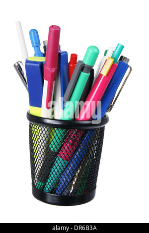Ballpoint Pens - Stock Photo