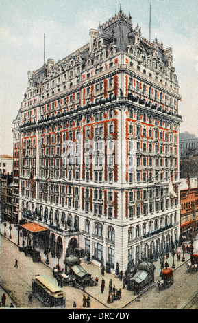 Knickerbocker Hotel - New York City - Stock Photo