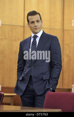 GABRIEL MACHT SUITS (2011) - Stock Photo