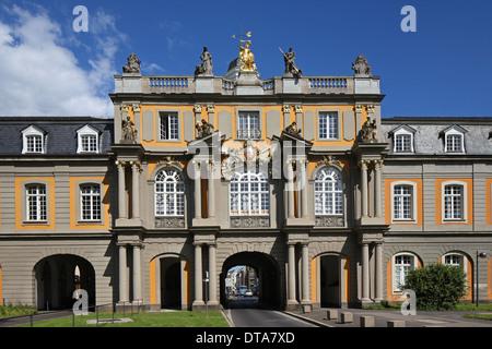 Bonn, Kurfürstliches Schloss, jetzt Universität - Stock Photo