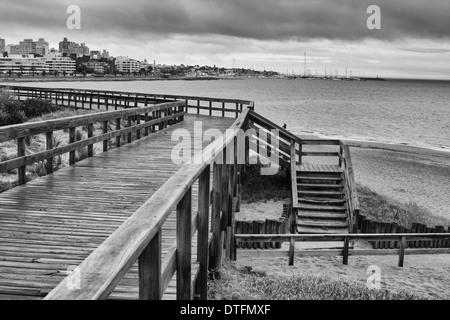 Photo taken in Punta del Este, Uruguay - Stock Photo