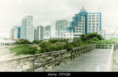 Photo taken in Punta del Este, Montevideo - Stock Photo