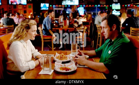 BLENDED 2014 Warner Bros film with Drew Barrymore as Lauren Reynolds and Adam Sandler as Jim Friedman - Stock Photo