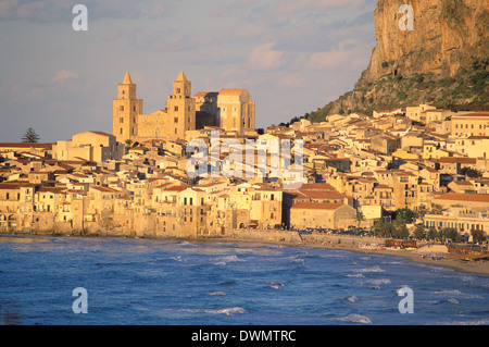 Cefalu, Palermo district, Sicily, Italy, Mediterranean, Europe - Stock Photo