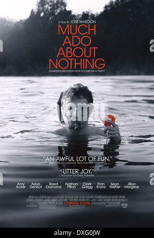 Much Ado About Nothing - Stock Photo