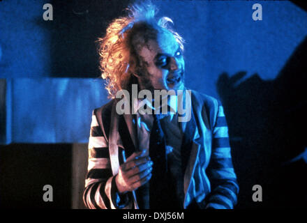 BEETLEJUICE - Stock Photo