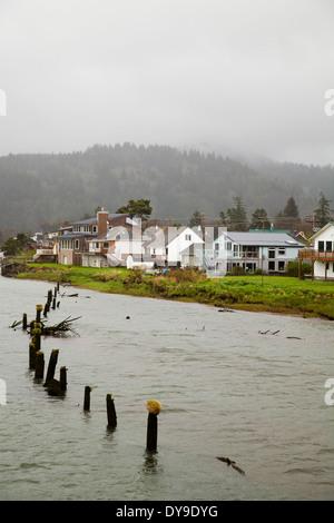 Pacific City, Oregon, United States of America - Stock Photo