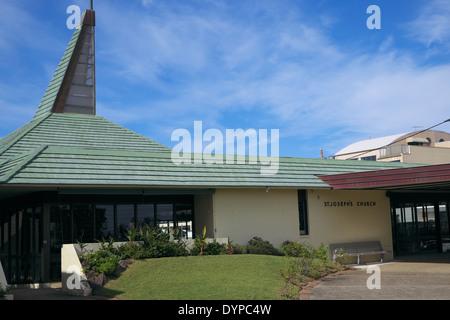 st josephs catholic church in narrabeen, on sydney's northern beaches,australia - Stock Photo