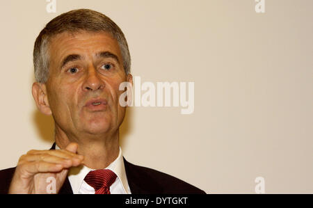 Juergen Hambrecht - Stock Photo