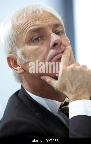Matthias Mueller - Stock Photo