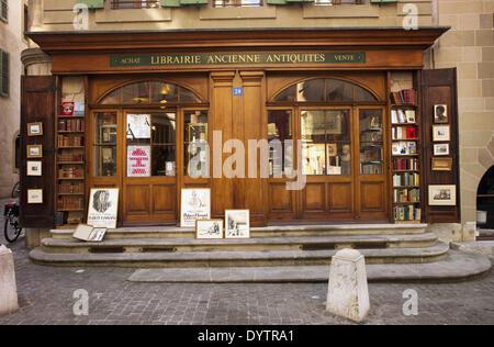 The Librairie Ancienne - Stock Photo