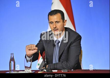 Bashar Al-Assad - Stock Photo