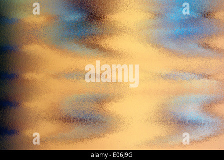 Abstract of stippled glass window - Stock Photo