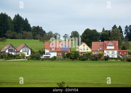 Village Black Forest Germany - Stock Photo