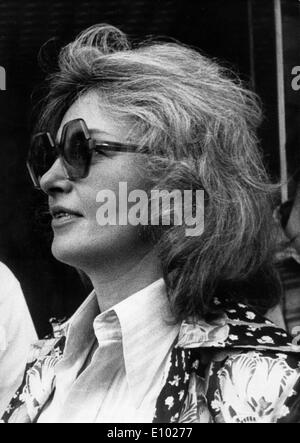 Actress Joanne Woodward at Cannes Film Festival - Stock Photo
