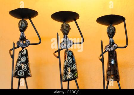 Swaziland Manzini district Malkerns valley the Swazi Candles Craft Centre - Stock Photo