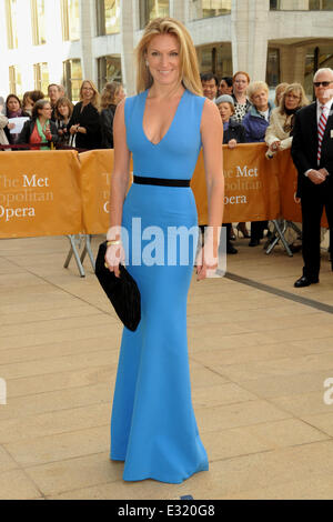 2013 American Ballet Theatre Opening Night Spring Gala - Arrivals  Featuring: Guest Where: Manhattan, NY, United - Stock Photo